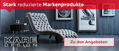 stark reduzierte Markenprodukte - KARE DESIGN
