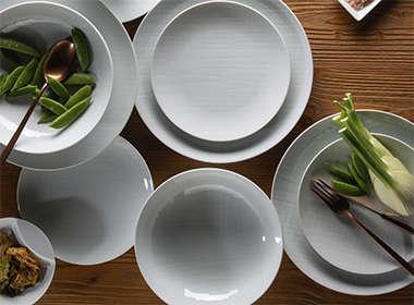 Elegantan kombinirani set za jelo Lesnina XXXL