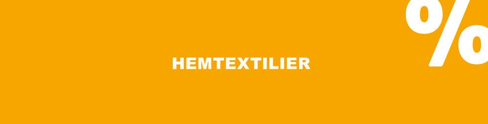 Hemtextilier