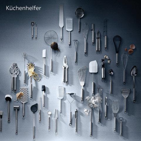 Wmf Küchenhelfer Grau Silber