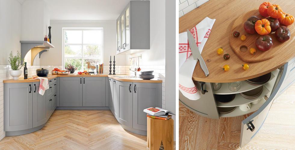 exklusive landhauskuechen ideen, landhausküchen finden sie hier xxxlutz, Design ideen