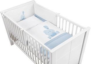 Bei XXXLutz finden Sie eine große Auswahl an Babybettwäsche in jeder Preisklasse.
