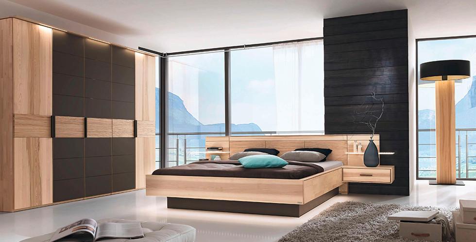 Schlafzimmer aus Kernesche