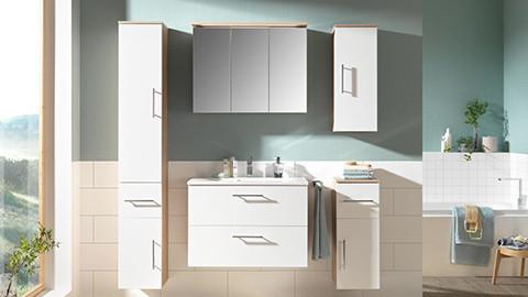 Waschtisch weiß modern