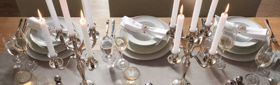 Svečano uređenje stola