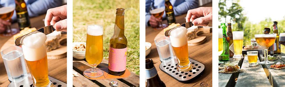 podmetači i noževi za pivo