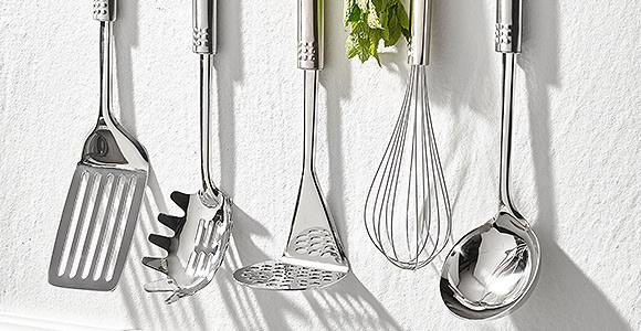 Kochausstattung Küchenutensilien