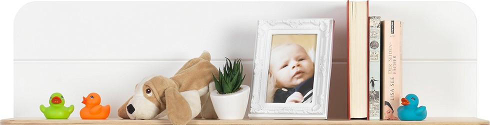 Praktische Stauraumlösungen für Ihr Babyzimmer von hochwertigen Markenherstellern finden Sie bei XXXLutz.