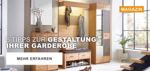 6 Tipps zur gestaltung ihrer Garderobe