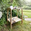 Garten frühlingsfit machen