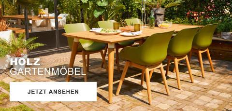 Holz Gartenmoebel