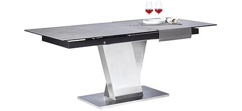 Jídelní stůl s keramickou deskou
