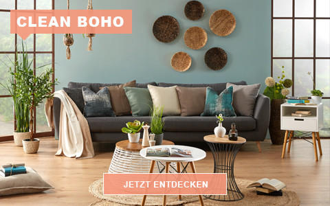 Shop the Look - Clean Boho