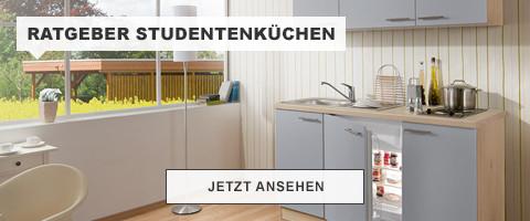 Ratgeber Studentenküchen