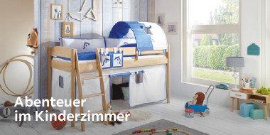 Abenteuer im Kinderzimmer