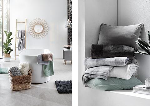 Badezimmer Natural Cozy