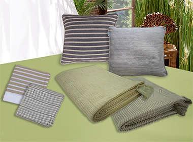 25% popusta na prekrivače, jastučiće i jastučnice Lesnina XXXL