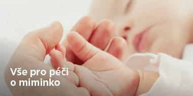 Vše pro péči o miminko