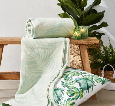 Botanical Deko, Textilien im Nature-Style bei XXXLutz
