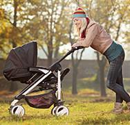Kinderwagen & Autositze