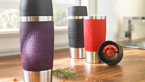Thermobehälter für einen langen Tee- und Kaffeegenuss bei XXXLutz.