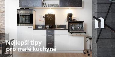Tipy pro malé kuchyně