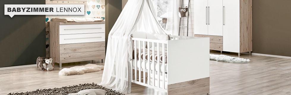 Babyzimmer Lennox