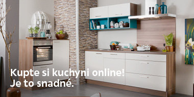 Kupte si kuchyň on-line