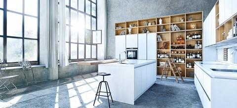 Inspirationen für die Küchen bei XXXLutz.