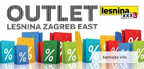 outlet Lesnina Zagreb East