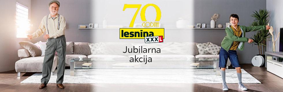 do 70 % popusta za 70 godina Lesnine