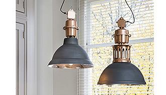 Industrielampen für perfekte lichtakzente xxxlutz