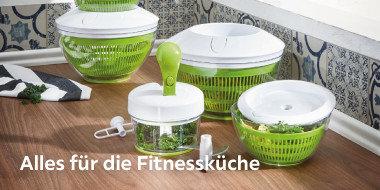 Alles für die Fitnessküche