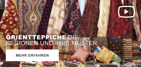 Orientteppich die regionen und ihre Muster