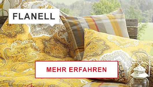 Flanell Bettwäschen