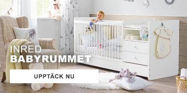 Inred babyrummet