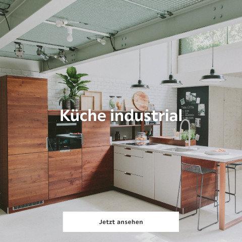 Walden Industrial Küche