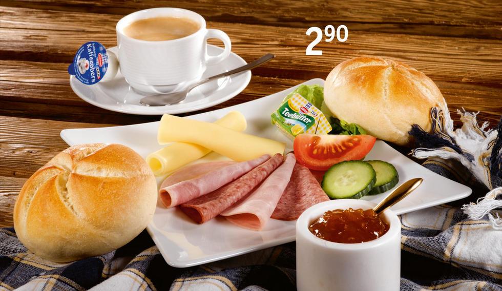 Guten Morgen Österreich Frühstück