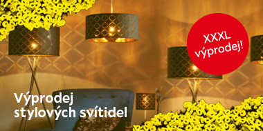 Výprodej svítidel