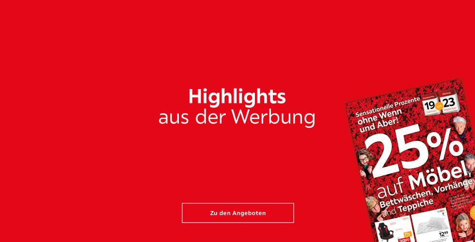 Highlights aus der Werbung