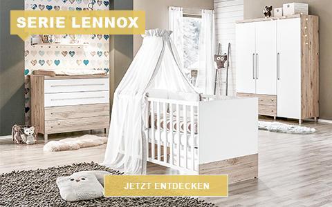 Babyzimmerserie Lennox