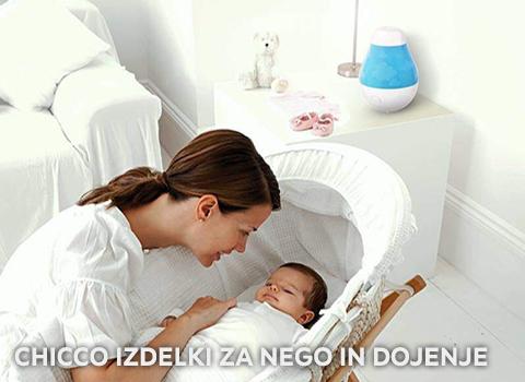 Chicco izdelki za nego in dojenje