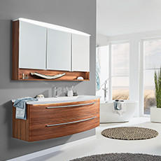 Badezimmerserie Bellano