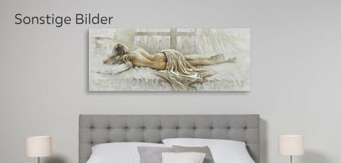 Sonstige Bilder Schlafzimmer Frau Monee