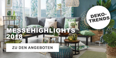 Messehighlights - Dekotrends 2018