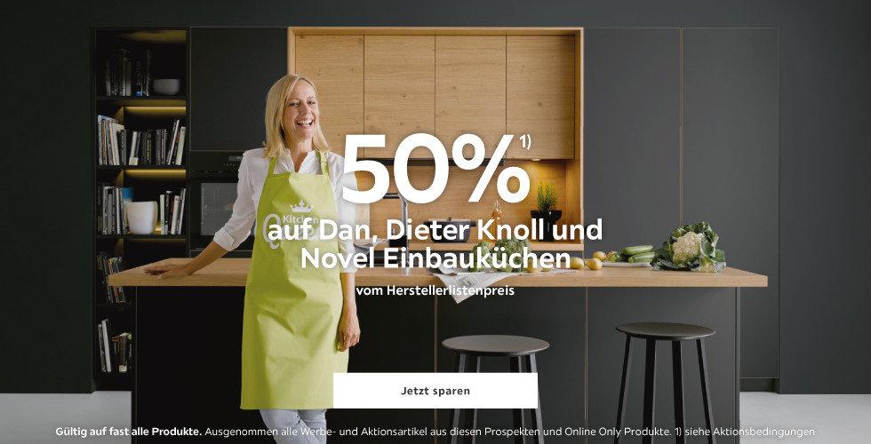 XXXL Küchenaktion