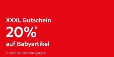 20% auf Babyartikel