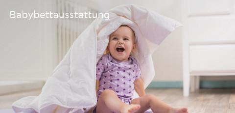 Träumeland Babybettausstattung