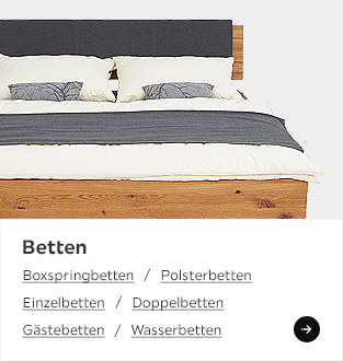 Entdecken Sie unsere Betten