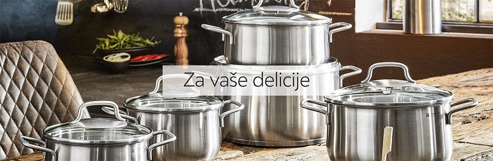 Kvalitetan set lonaca za kuhanje Lesnina XXXL
